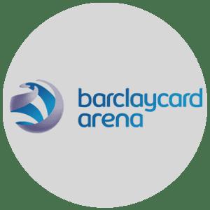 Barclaycard Arena testimonial