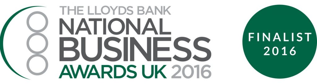 The Lloyds Bank National Business Awards UK 2016 logo