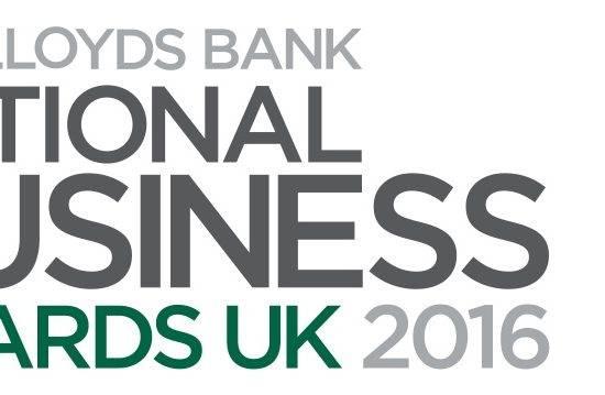 The Lloyds Bank National Business Awards UK 2016 logo