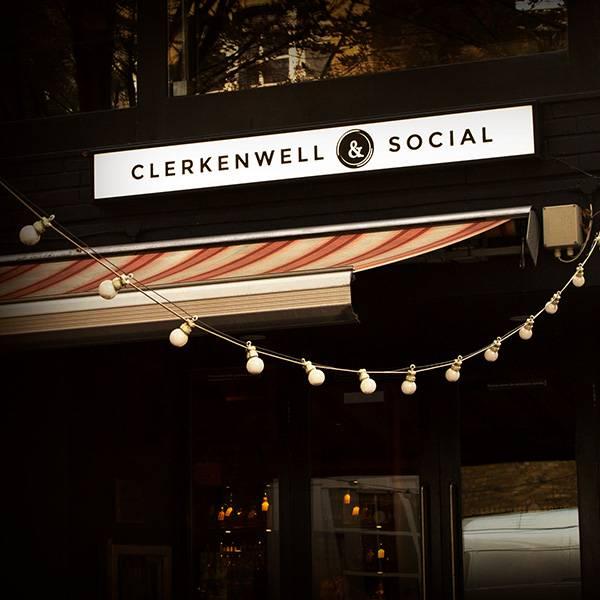 Lightbox vintage white clerkenwell social