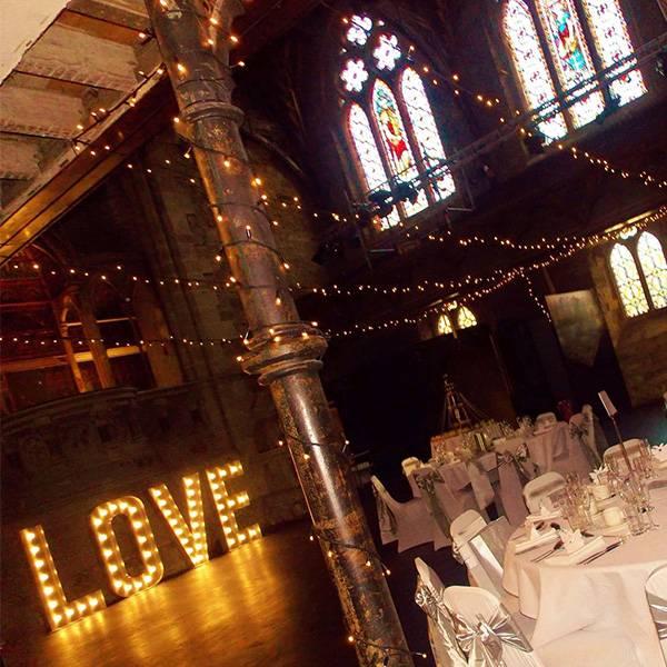 wedding neon lights Love