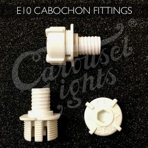 E10 Cabochon Fitting