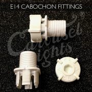 E14 Cabochon Fitting