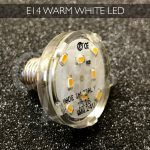 E14 Warm White LED