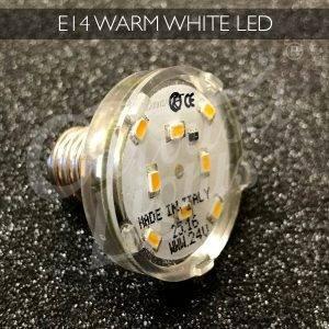 E14 Warm White LED