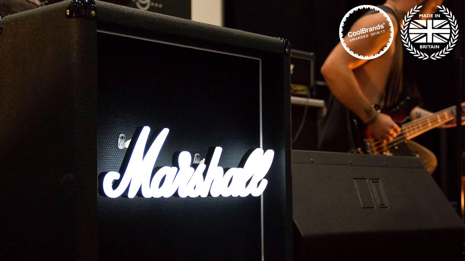 Marshall Neon