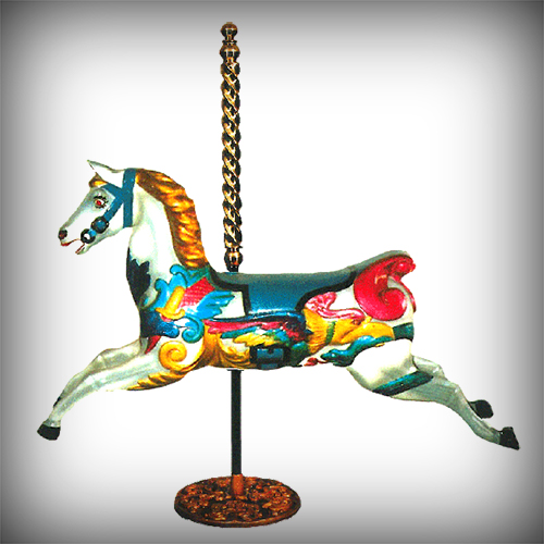 Adult Carousel Horse For Sale