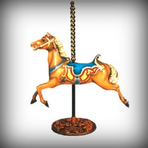 Foal Carousel Horse For Sale