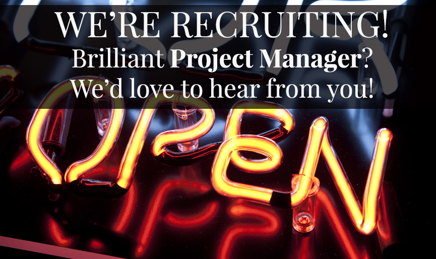 Project Manager Job Vacancy