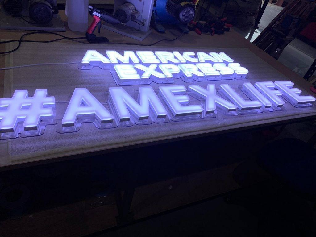Amex Lights