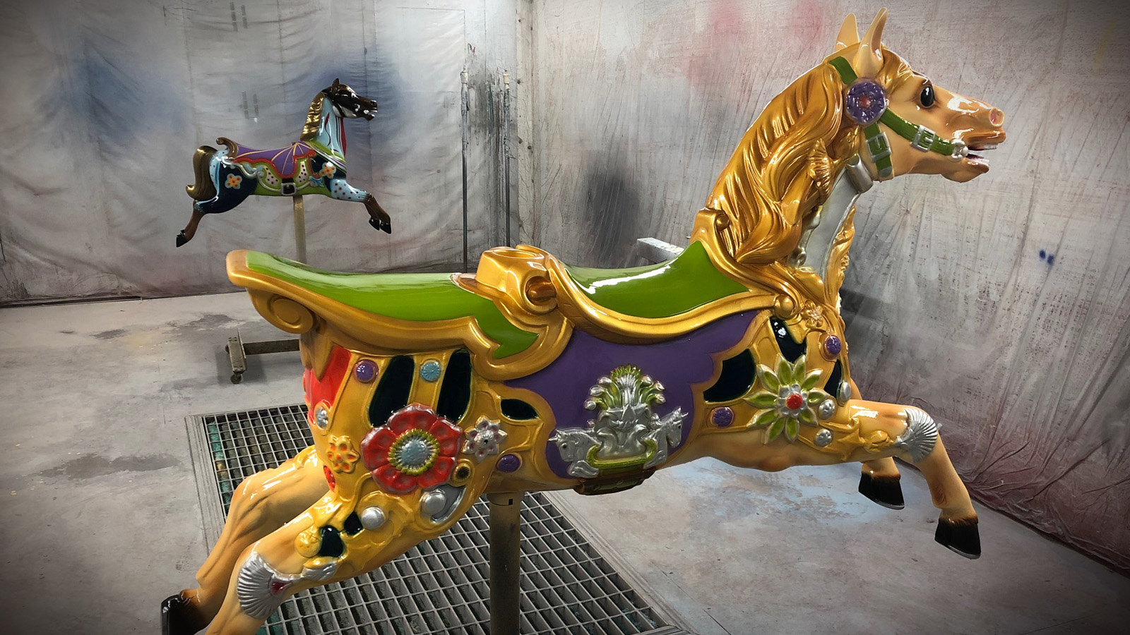 Carousel Horses for Sale