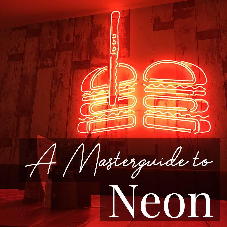 Neon masterguide